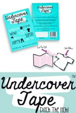Undercover Tape - Cover Itchy Seams & Labels